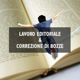 Lavoro editoriale e correzione di bozze