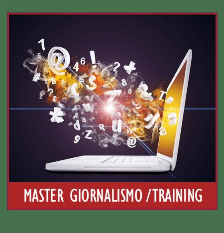 Master online di Giornalismo - Training 2° anno (opzionale)