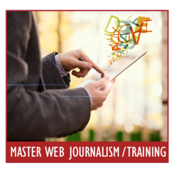 Training / Master Web Journalism