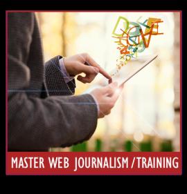 Training / Master Web Journalism
