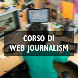 Corso di Web Journalism