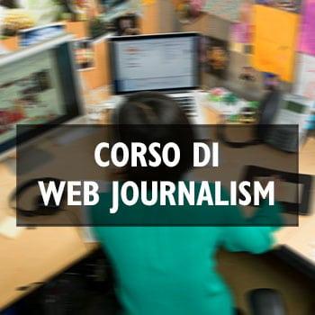 Corso online di Web Journalism