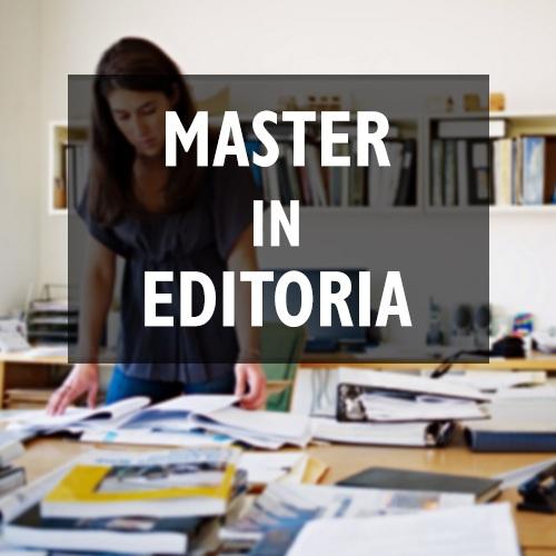 Master in Editoria