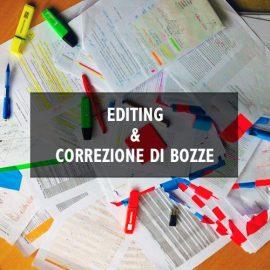 Editing e correzione di bozze