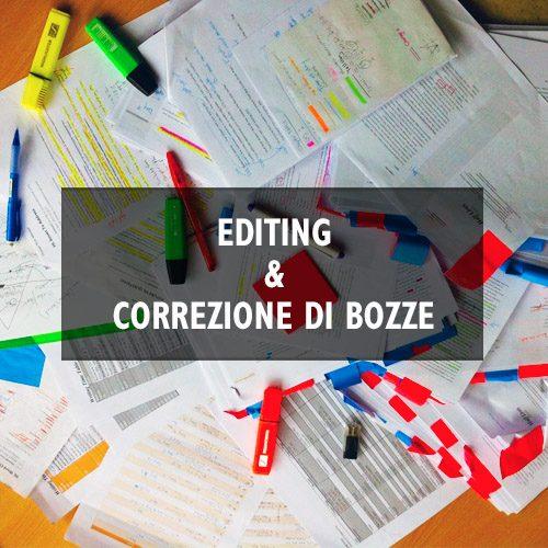 Corso online di editing e correzione di bozze