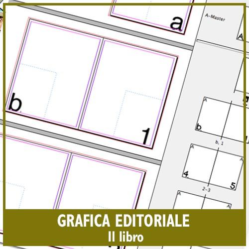 Corso online di Grafica editoriale - Il libro