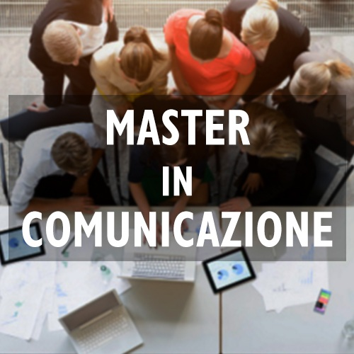 Master online in Comunicazione d'impresa e marketing