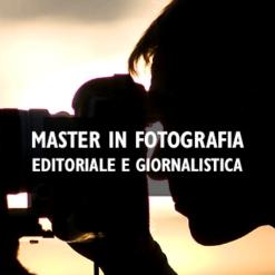 Master online in fotografia editoriale e giornalistica