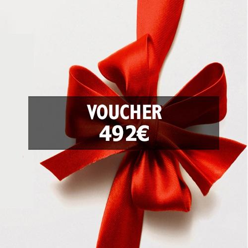 Voucher-492€