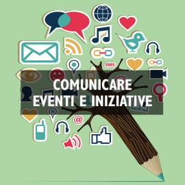 Comunicare eventi e iniziative
